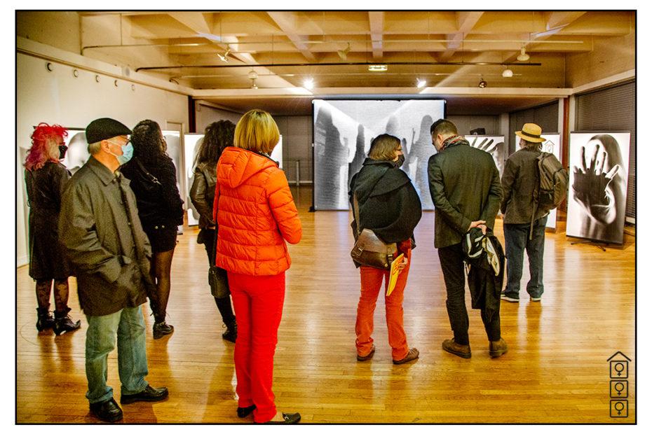 Retour de Cité Carter sur le « Kiosque Genré » avec JÎ Drû musicien et Seka photographe à l'occasion de la soirée d'ouverture à la Maison de la Culture d'Amiens.